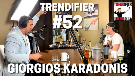 THE MUSIC INDUSTRY & WHY THE EDUCATION SYSTEM IS BROKEN   TRENDIFIER #52 - GIO KAY