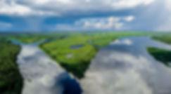 Pantanal. Triple frontera Paraguay, Bolivia, Brasil.