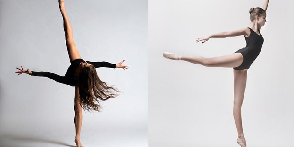 SUMMER Dance Intensive - BALLET & CONTEMPORARY (4 Days)