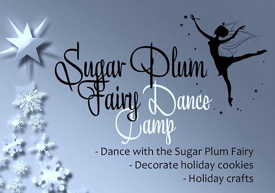 Sugar Plum Fairy Dance Camp