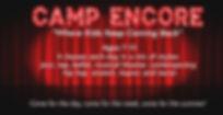 Camp Encore - Week 2