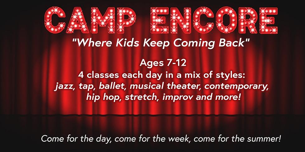 Camp Encore - Week 3