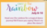 Over the Rainbow Mini Dance Camp