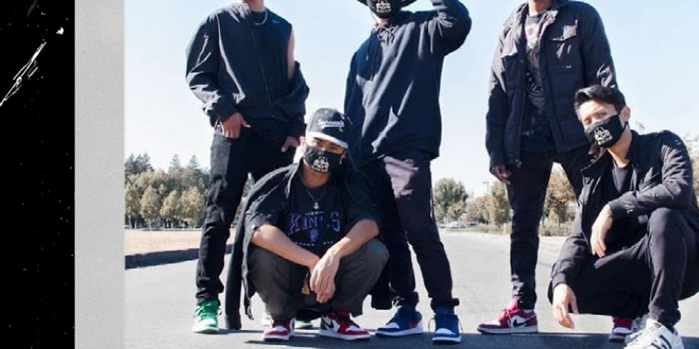 Black Flag Hip Hop Master Class