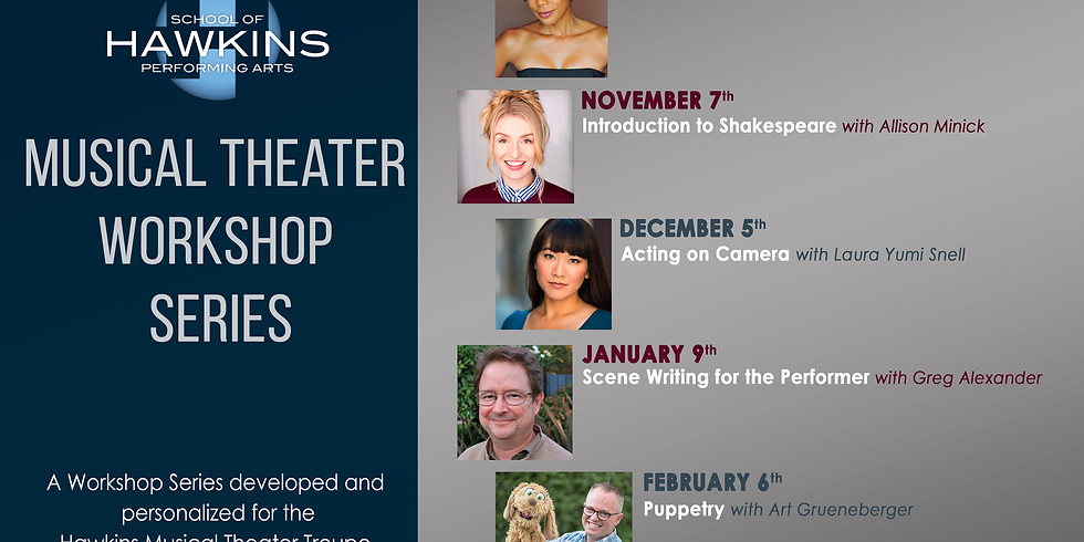 Musical Theater Master Class - Puppetry