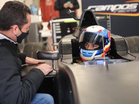 Pepe Martí competirá en la Formula 4 Española con Campos Racing