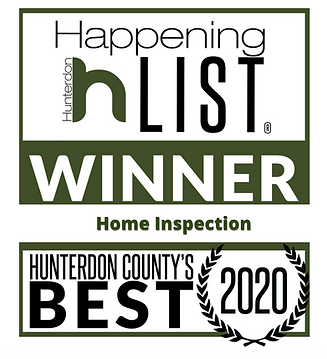 Hunterdon Happening Best Home Inspection Company 2020