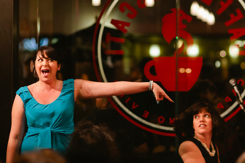 With First Street Opera Singers in San Jose, California