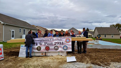 VFW & Habitat for Humanity