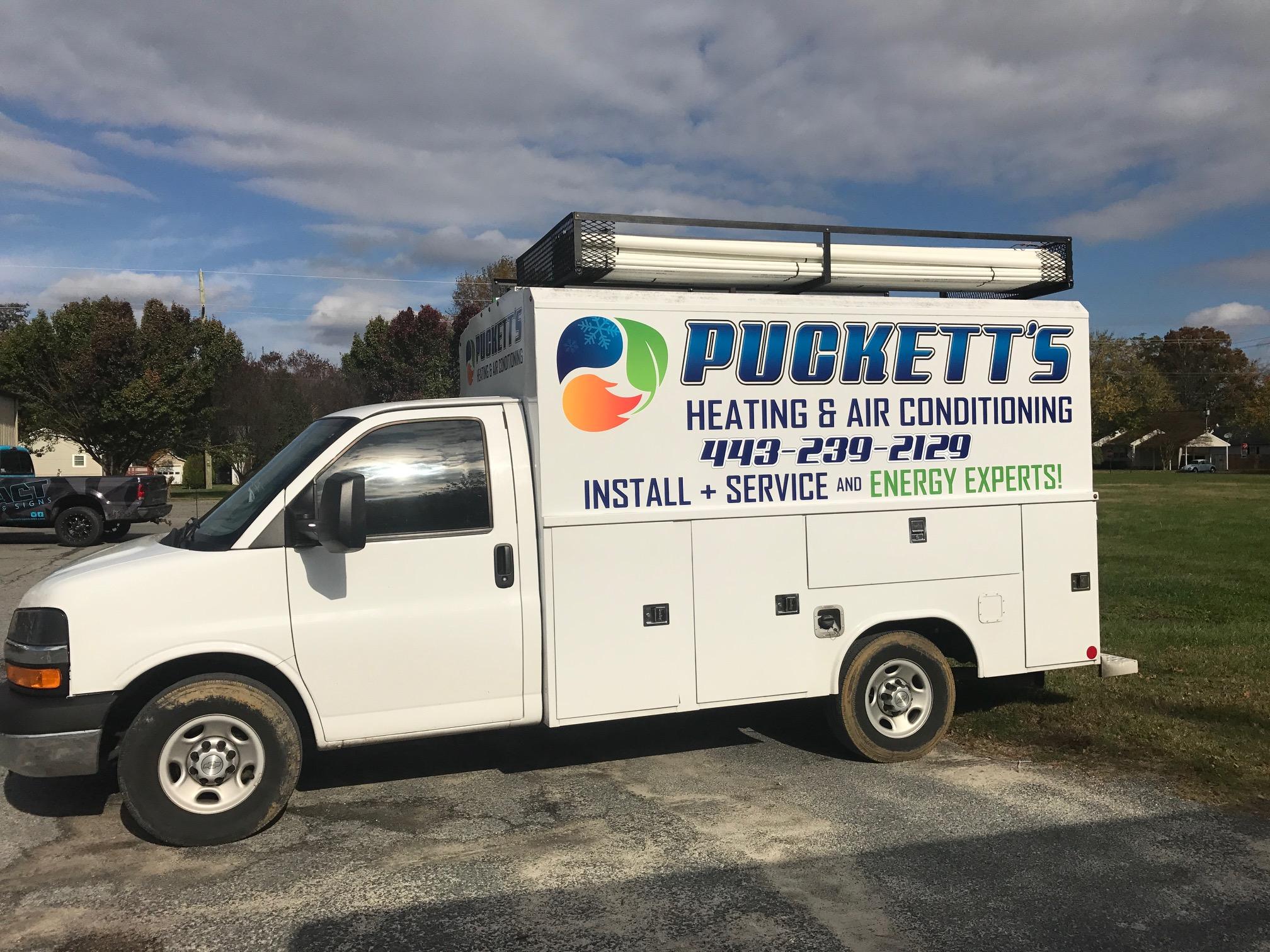 Puckett's