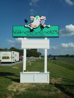 Vanderwende's Ice Cream