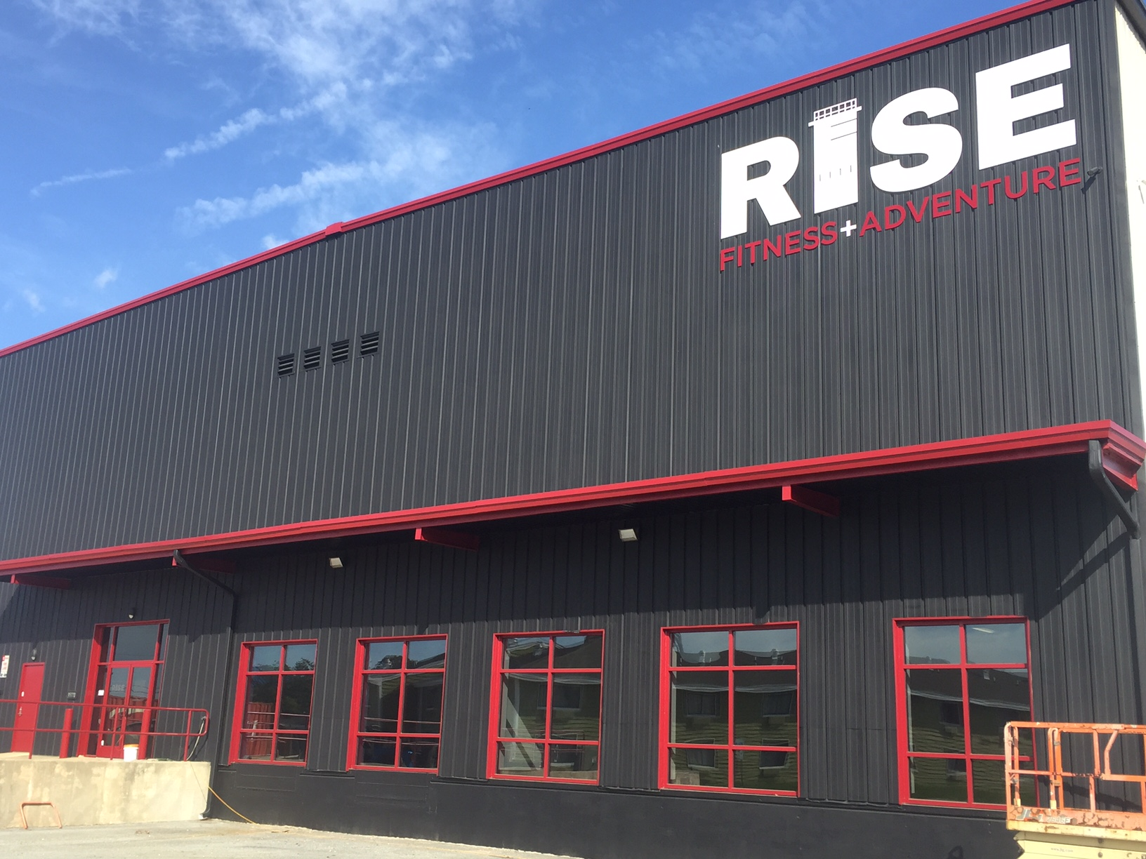 Rise Fitness + Adventure