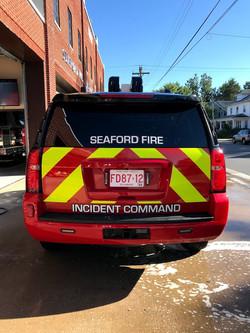 seaford fire