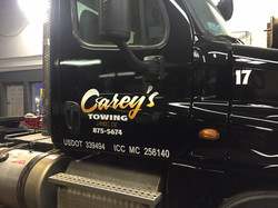 Carey's Towing
