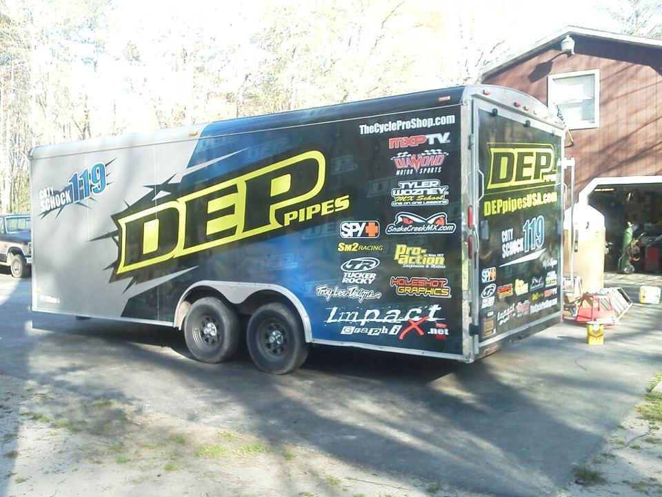 schock trailer