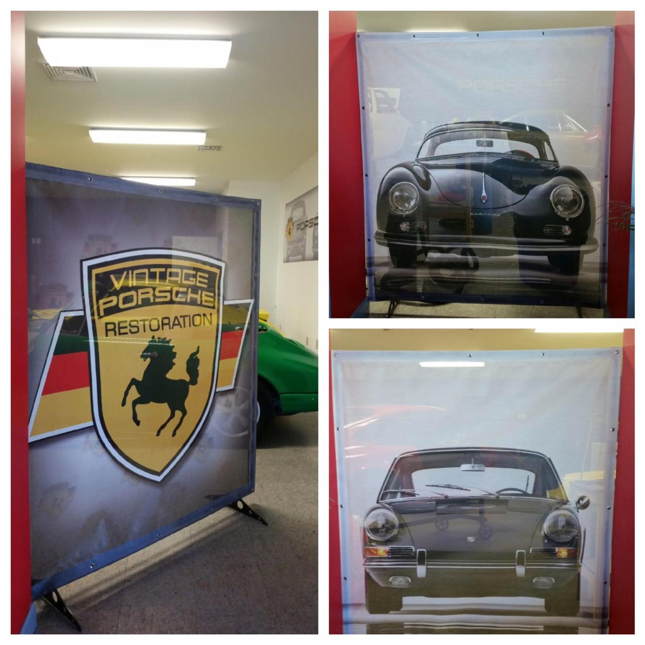 CPR Vintage Porsche Restoration