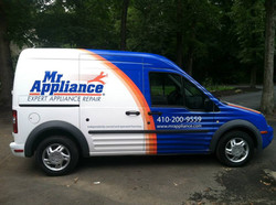Mr Appliance Wrap
