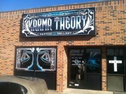 Karma Theory Tattoo