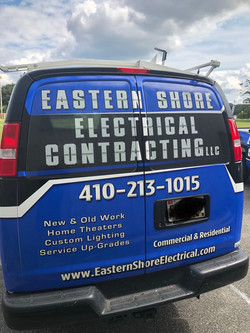 Eastern Shore Contraction