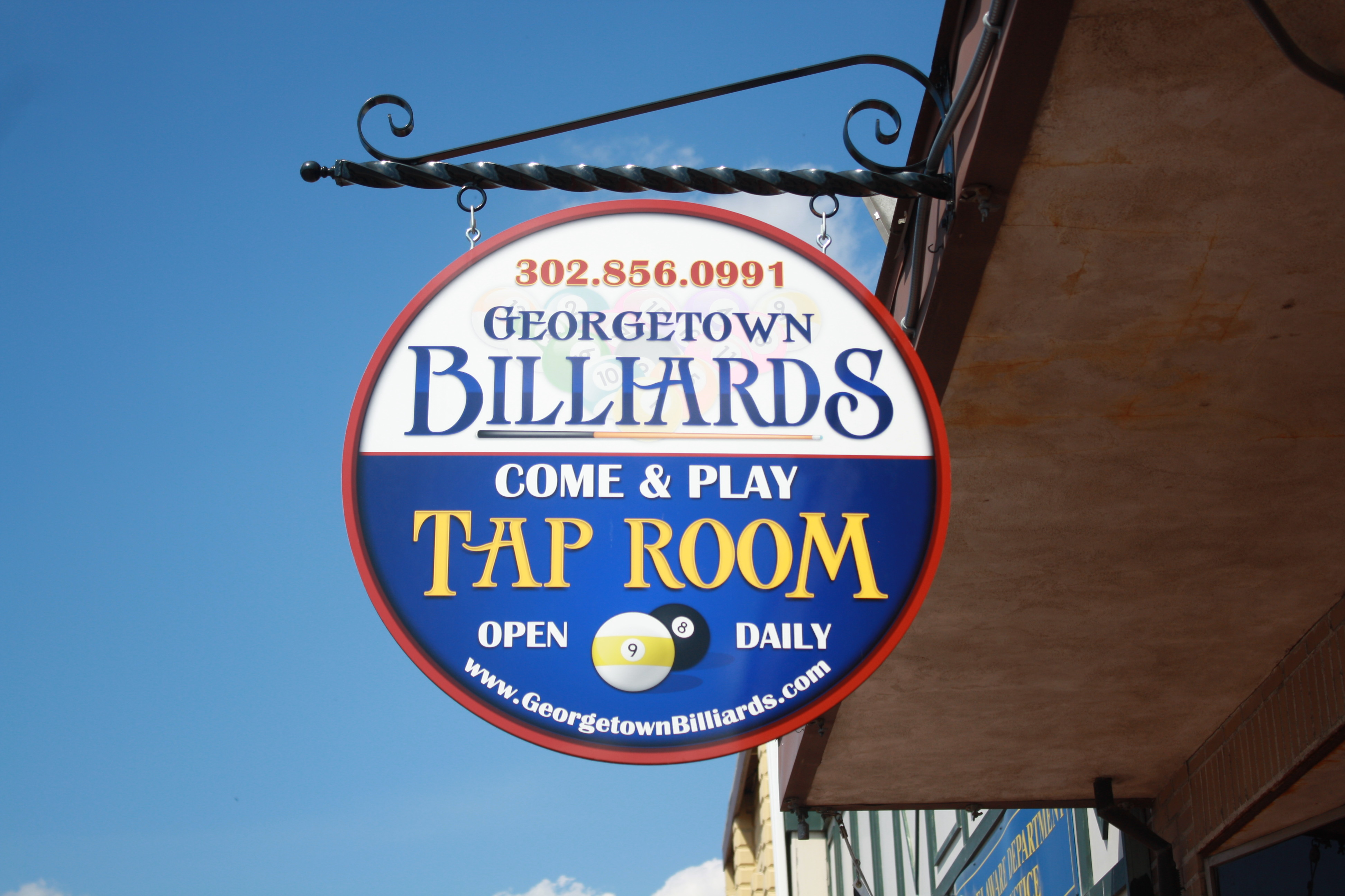 Georgetown Billiards