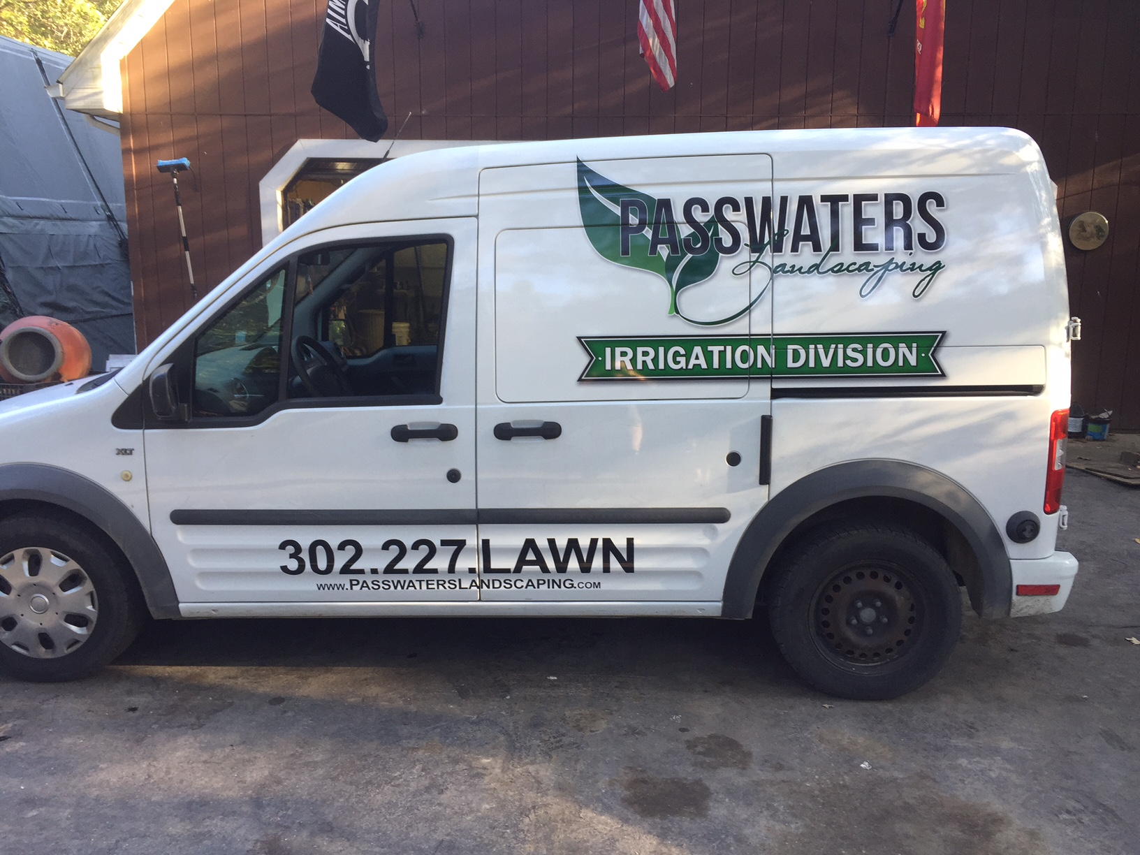 Passwaters Landscaping