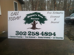 Boyer's Tree Service