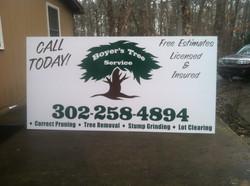 Boyer's Tree Service