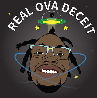 Real Ova Deceit (Physical Copy)