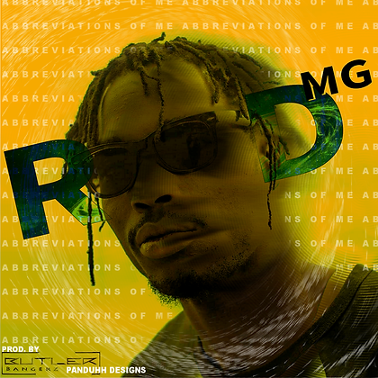 R.O.D: Abbreviations of Me (Mixtape 2) Digital Copy