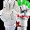 Thumbnail: Asimetrik Prime Semi Blanco