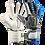 Thumbnail: Egotiko Elemental Spine Pro Oxford - Azul