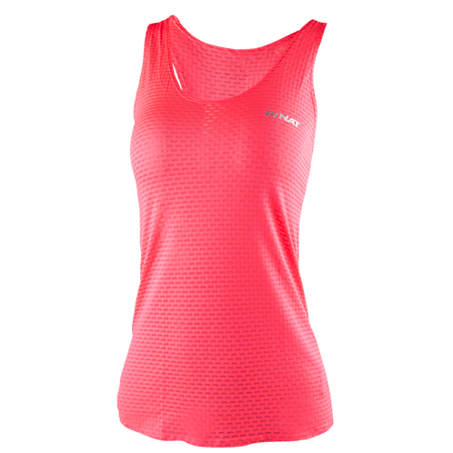 Musculosa Fitness Trans rosa