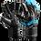 Thumbnail: Asimetrik Prime Pro Negro - Azul