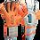 Thumbnail: Egotiko Quantum Pro Blanco - Naranja