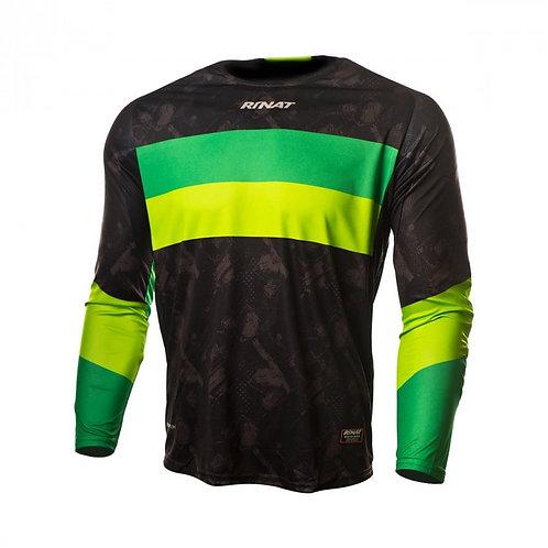 Jersey Kaiser verde-negro
