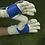 Thumbnail: Uno Alpha blanco - azul inf.