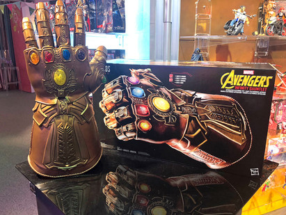 Infinity War Giveaway & an Aceblade Preview