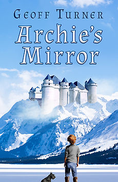 Archie's Mirror book cover