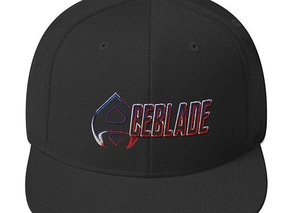 New Logo Aceblade SnapBack