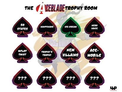 Aceblade Podcast and Kickstarter Update