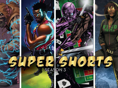 Super Shorts (The Podcast) Returns!