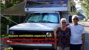 Uma linda viagem passando pelo Uruguai, Argentina e Chile, totalizando 14.988 km em 149 dias!