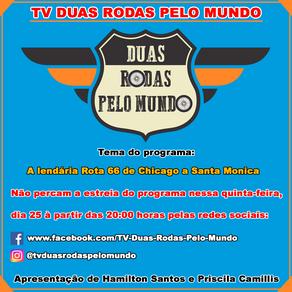 TV Duas Rodas Pelo Mundo 25.04.2019