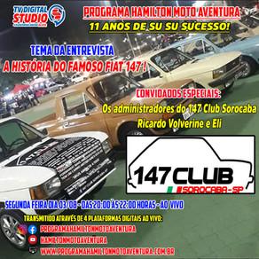 A história do famoso FIAT 147 ! - TV Digital Studio S