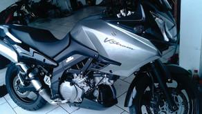 Classificados - Suzuki DL 1000 2007 - Disponível