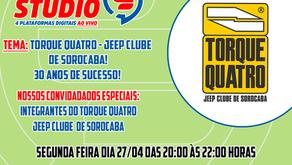 Turque Quatro - Jeep Clube de Sorocaba!!