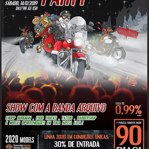 Vamos pessoal, a última festa da Sorocaba Harley Davidson deste ano, estaremos lá