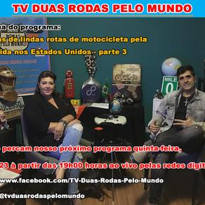 Tv Duas Rodas pelo mundo!
