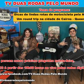 Tv Duas Rodas pelo mundo