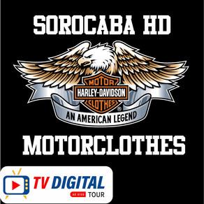Visita ao setor de motorclothes (boutique) da Sorocaba Harley-Davidson!